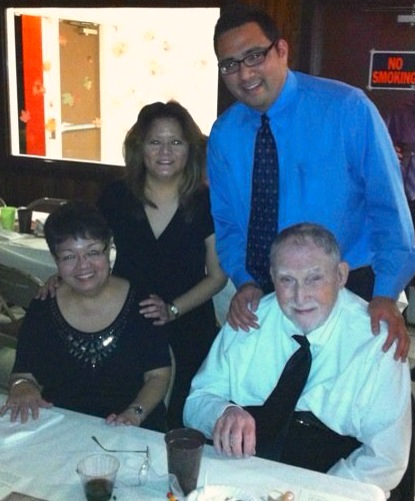 Eulogy for my dad, Walter G.Dennis